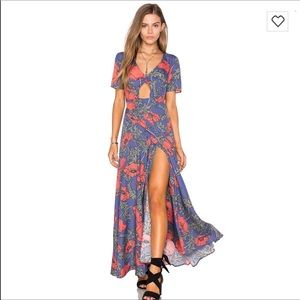 Tularosa | Desi Wrap Dress